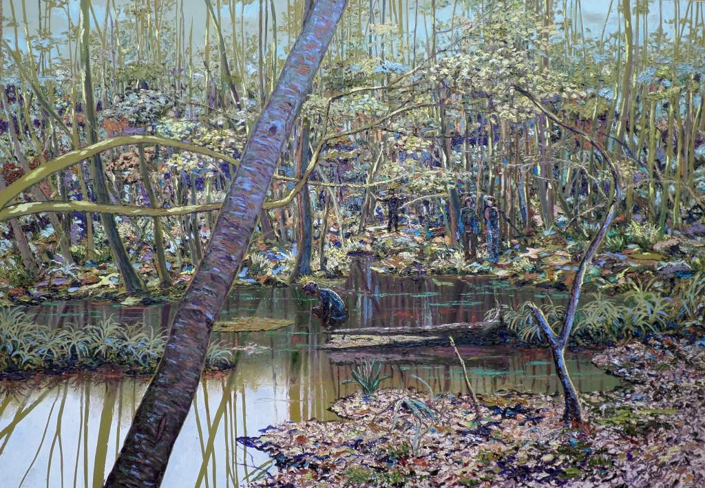 Fließendes Moor